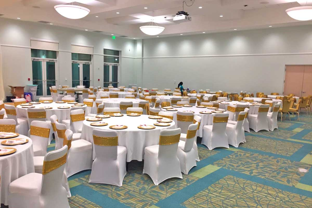Riviera Beach Banquet Space