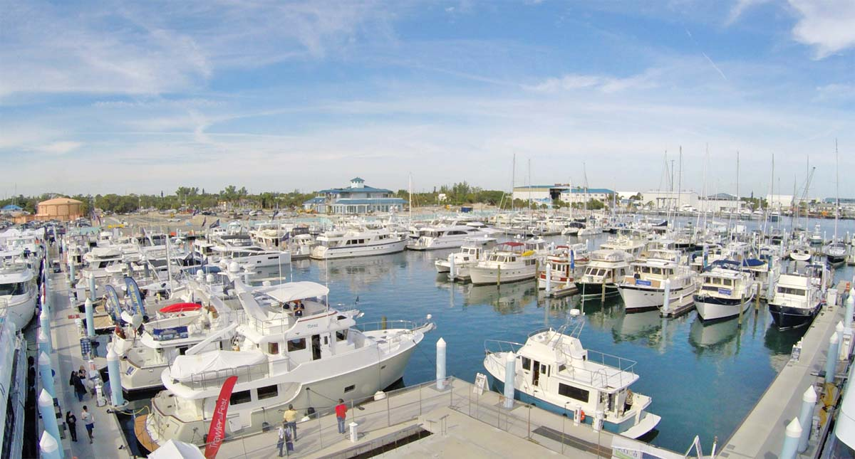 Panoramic Marina View