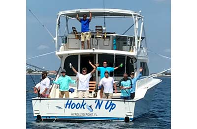 Hook 'N Up Sport Fishing